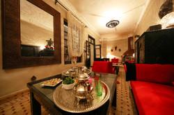 Riad Africa - Salon & Breakfast Room (1)