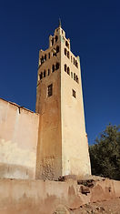 Tin Mal Mosque from Kasbah Africa