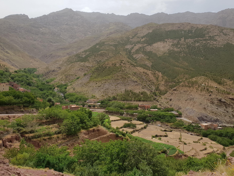Dar Assarou - Imlil Walk (9)