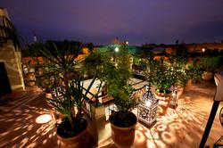 Riad Africa - Roof Terrace (1)