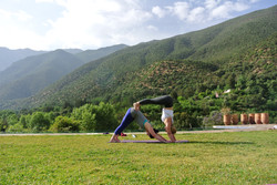 Kasbah Africa - Yoga Retreat