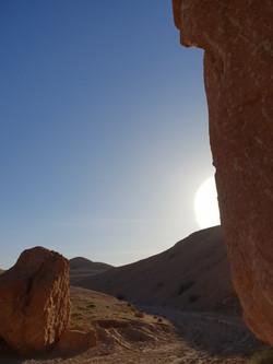 Nkhila Camp Desert Walk (7)
