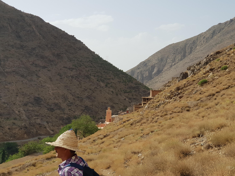 Mizane Valley Walk from Dar Assarou