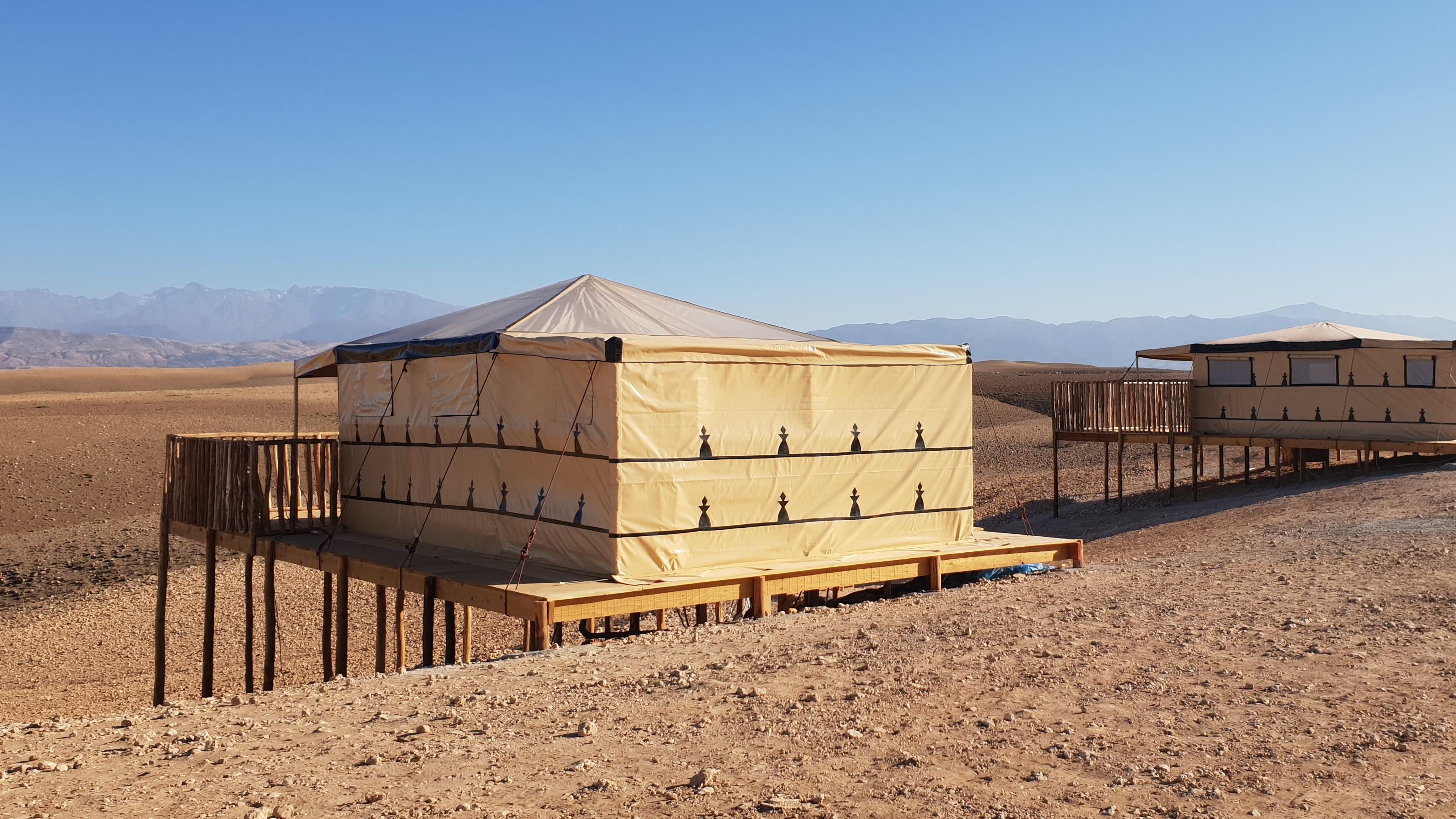 Nkhila Tented Camp