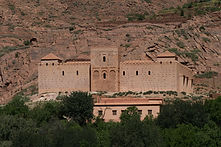 Tin Mal Mosque Excursion from Kasbah Africa