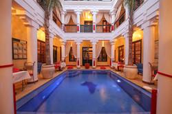 Marrakech Riad Africa