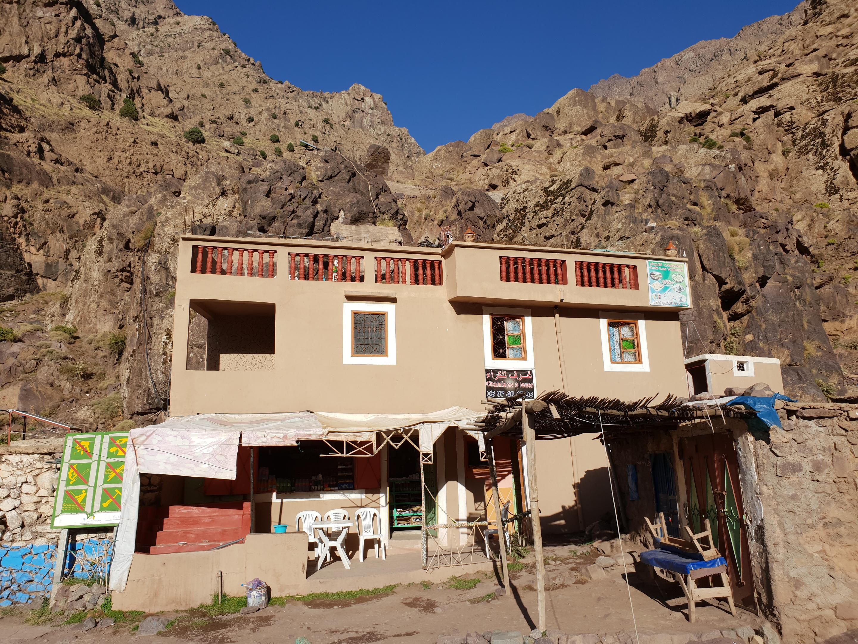 Sidi Chamharouch Trek (17)