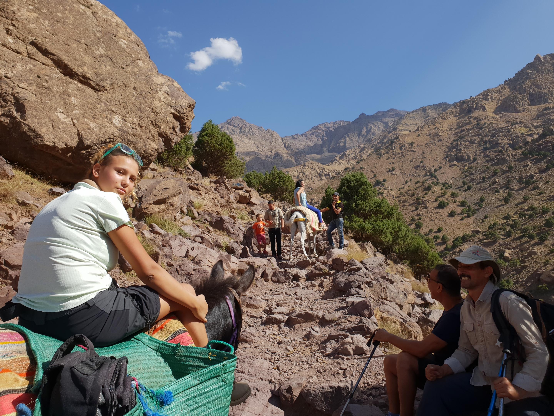 Sidi Chamharouch Trek (9)