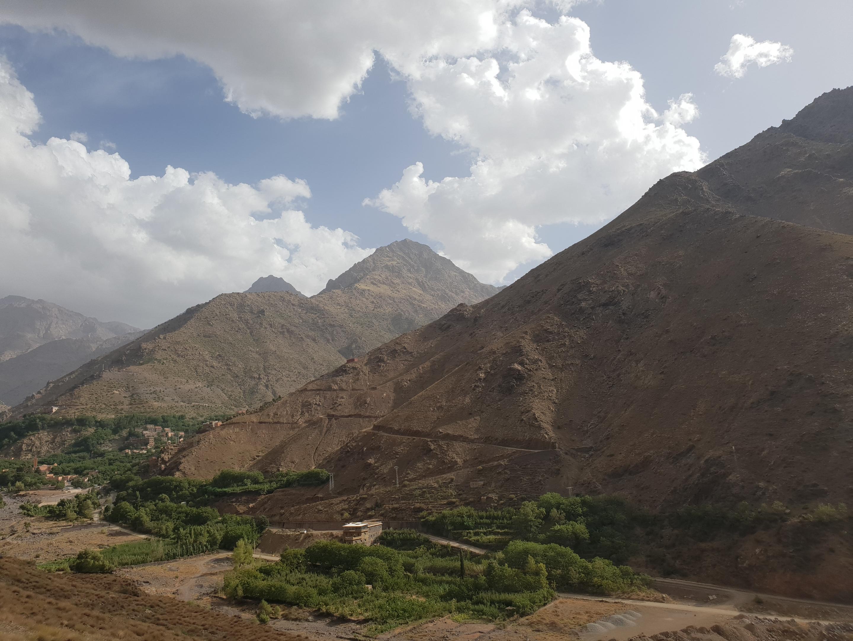 Mizane Valley Walk from Dar Assarou (6).