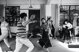 taniec dance ekstatyczny extatix xtatix