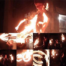 fire show fireshow warsztaty tanca z ogn