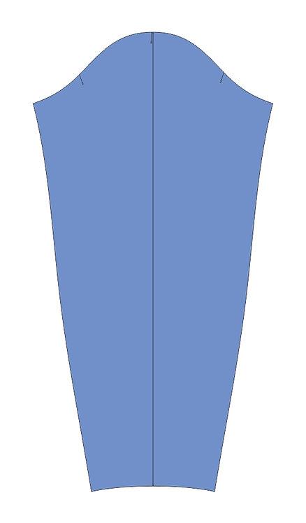 Men's 10% Sleeve Blocks - CAD