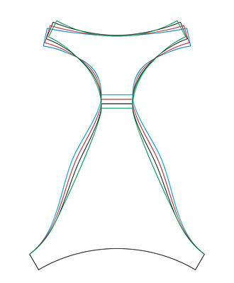 examples of pelvic tilt adjustments