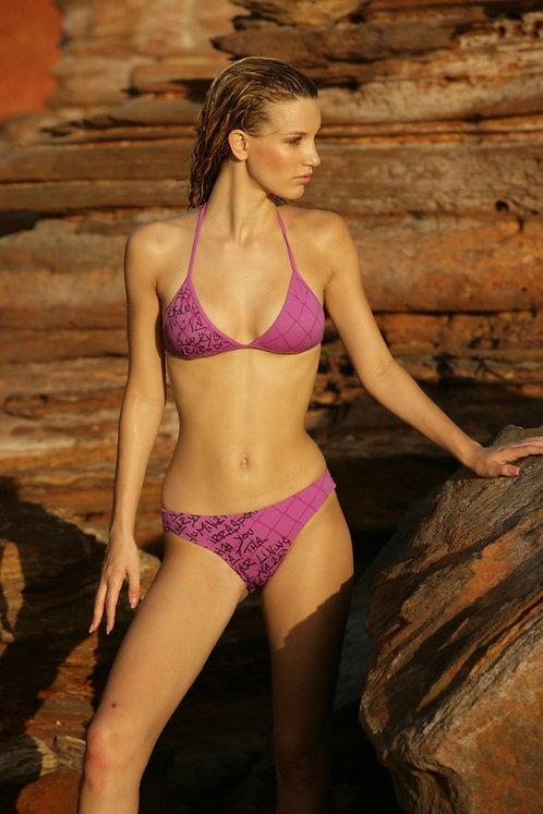 Leah Band Side Bikini Bottom