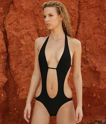 Melinda Long Body Monokini