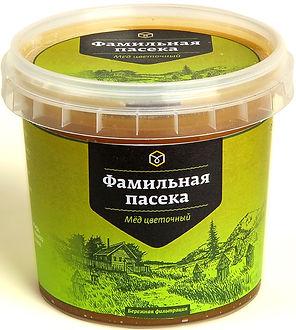 Мёд Медоведов Фамильная пасека цветочный