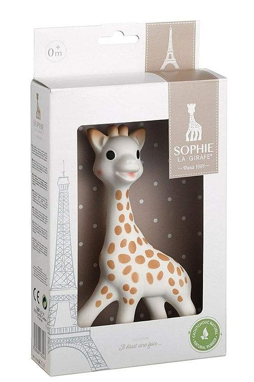 Vulli Sophie La Girafe Greifling Geschenkkarton weiß