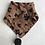 Thumbnail: Baby Halstuch * aus weichem Mullstoff mit Bommel
