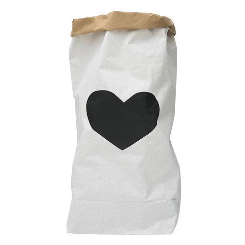 Tellkiddo Papiersack Herz
