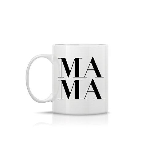 Unique Love Mama Tasse/ Becher