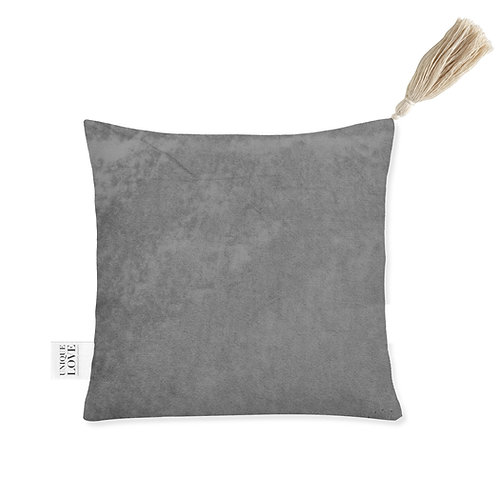 Unique Love Baby Kirschkernkissen Wärmekissen grey