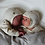 Thumbnail: Konges Sløjd Newborn Baby-Body Wickelbody Lemon