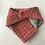 Thumbnail: Baby Wendehalstuch aus weichem Mullstoff