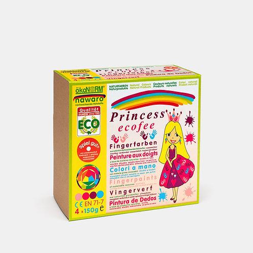 Fingerfarben Princess ecofee Ökonorm