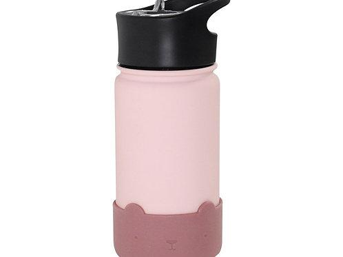 Eef Lillemor Edelstahltrinkflasche rosa