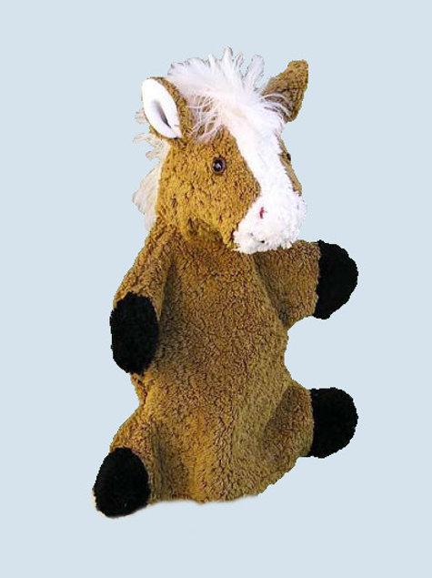 Kallisto Handpuppe Pferd