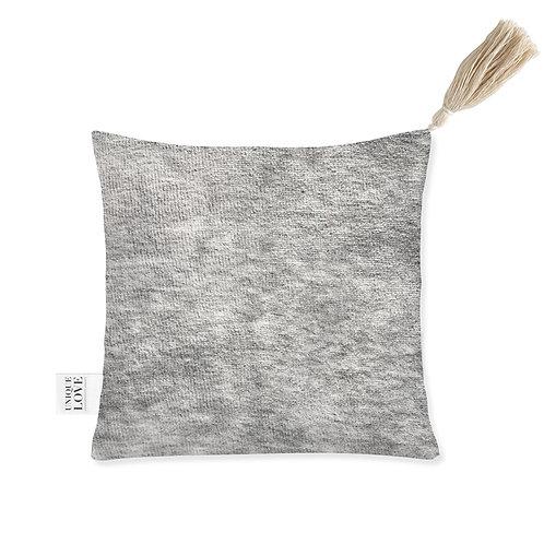 Unique Love Baby Kirschkernkissen Wärmekissen light grey