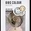 Thumbnail: BIBS Schnuller blush & dark oak Naturkautschuk 2er Pack