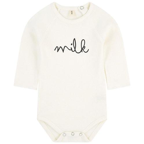 "Organic Zoo Body ""Milk"" ecru beige"