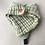 Thumbnail: Baby Halstuch aus 6lagigem Mullstoff mit Schlaufe