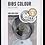 Thumbnail: BIBS Schnuller baby blue & iron Naturkautschuk 2er Pack