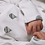 Thumbnail: Konges Sløjd Newborn Baby-Body Wickelbody Parachute Heißluftballons