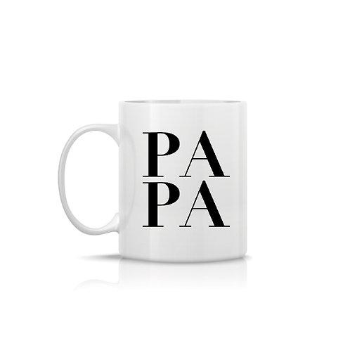 Unique Love Papa Tasse/ Becher