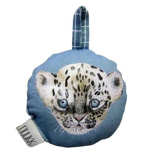 Nuukk Baby Rassel Leopard