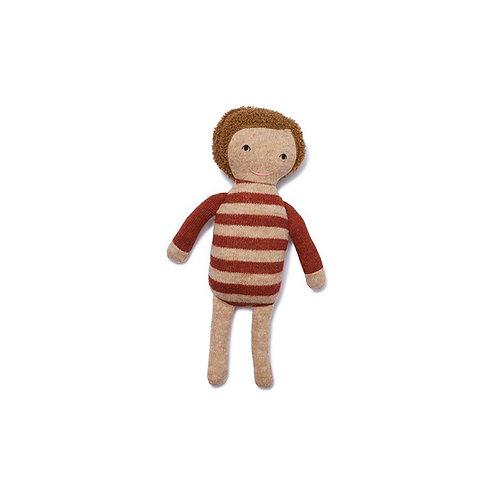 """Konges Sløjd Stoff Puppe """"BjørkThe Doll"""""""