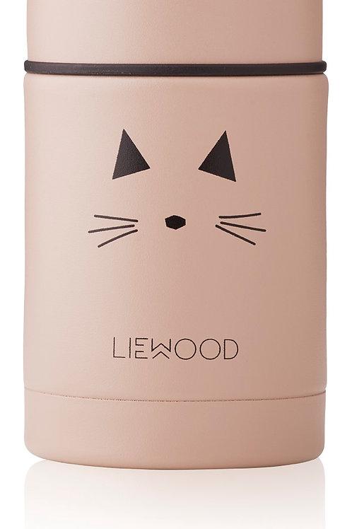 """Liewood  Nadja Thermobehälter """"Cat rose"""""""