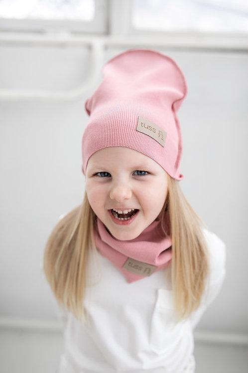Beanie Mütze Frühjahr pink