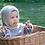 Thumbnail: BIBS Loops Kunststoffringe Kinderwagenbefestigung Blue/Cloud/Petrol
