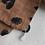 Thumbnail: Baby Halstuch aus weichem Mullstoff mit Quaste