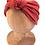 Thumbnail: Haarband Stirnband Headband UL&Ka handmade MiniMe marsala
