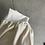 Thumbnail: Strampelsack Pucksack wendbar Bio Baumwolle Baumwollplüsch ecru