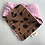 Thumbnail: Baby Wendehalstuch * aus weichem Mullstoff mit Bommel