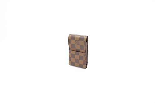 Louis Vuitton Cigarette Case in Damier
