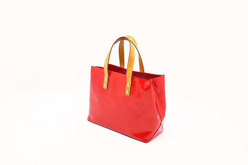 Louis Vuitton Reade PM Red Vernis