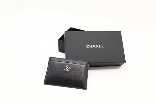 Chanel Card Case w/ Box and Cover