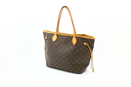 Louis Vuitton Neverfull MM in Mono